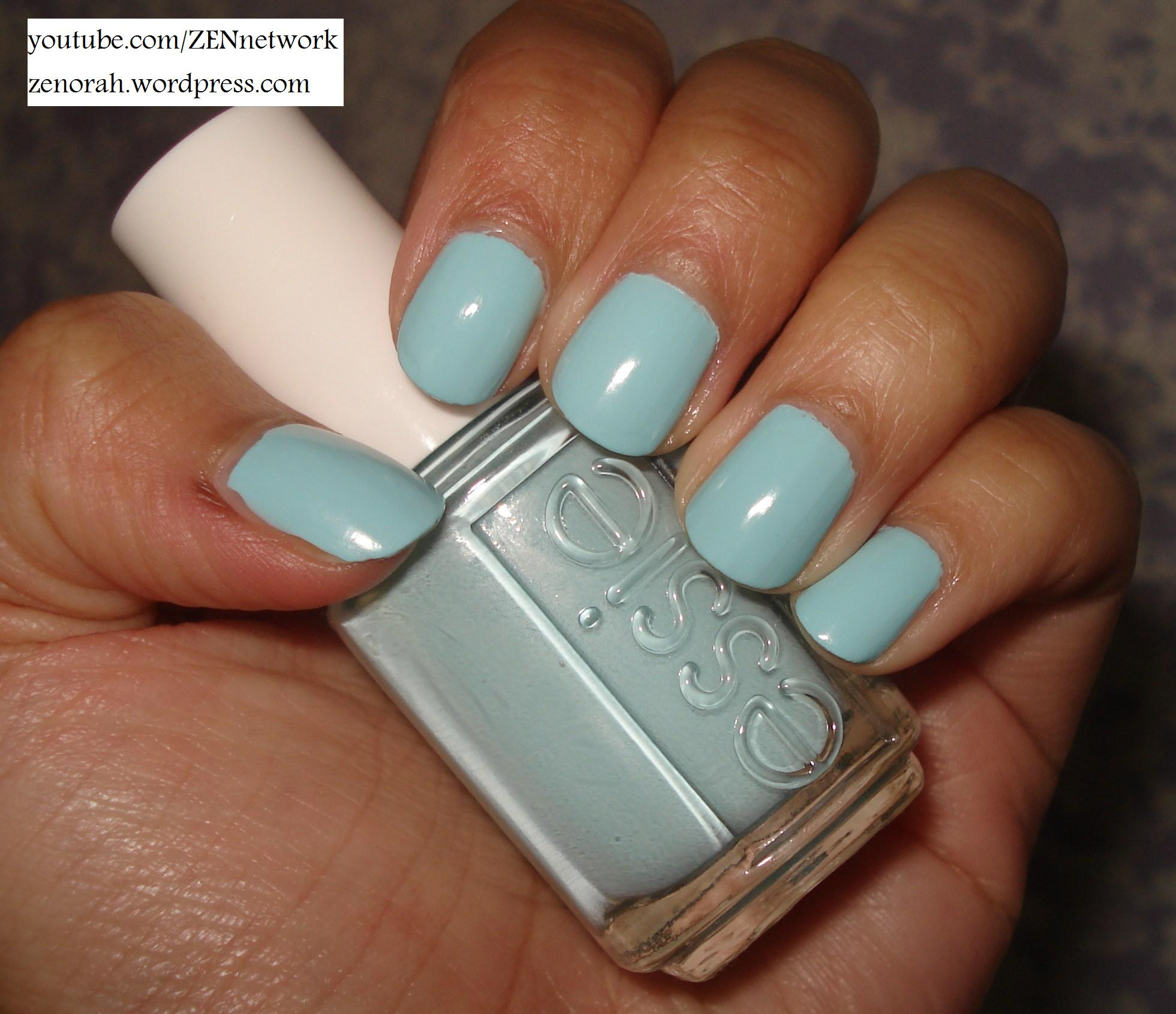 Essie – Mint Candy Apple – Zenorah