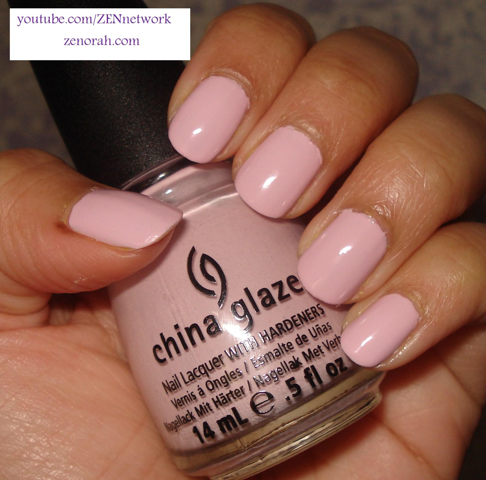 China Glaze Something Sweet – Zenorah
