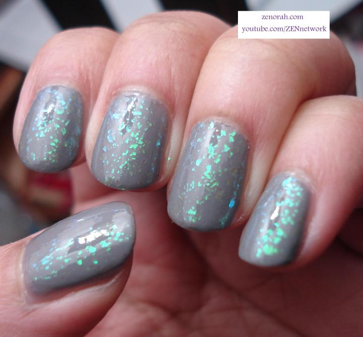 essie chinchilly and zoya maise