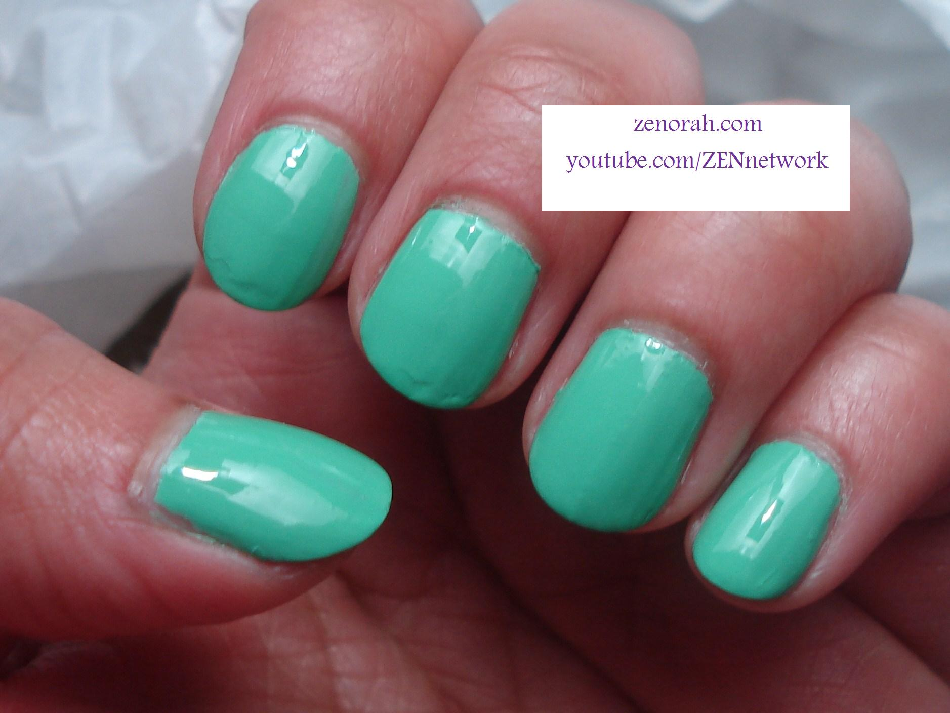 Essie Lime Green Nail Polish | Hession Hairdressing