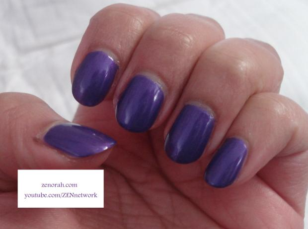 opi purple with a purpose 013
