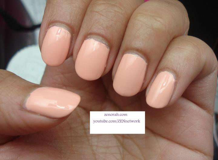 American Apparel Summer Peach 020