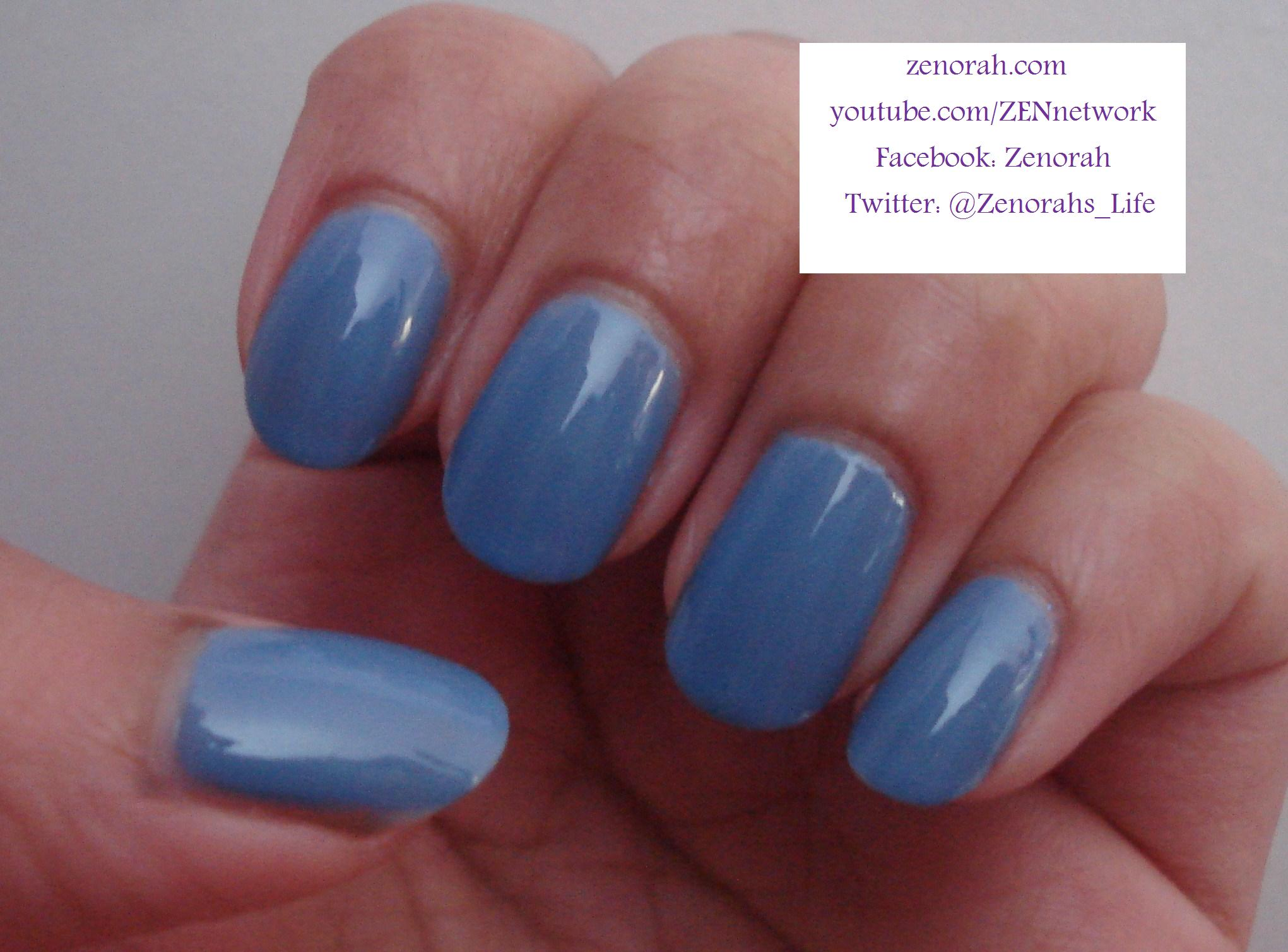 Essie 'Lapis of Luxury'