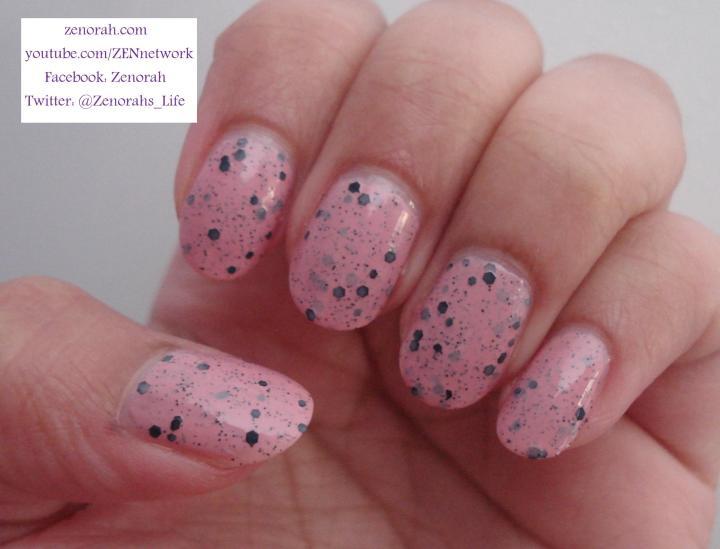 Illamasqua Scarce nail polish 026