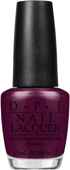 OPI In The Cable Car Pool Lane.