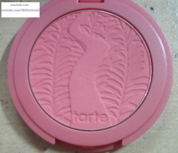 tarte amazonian clay blush blissful 035