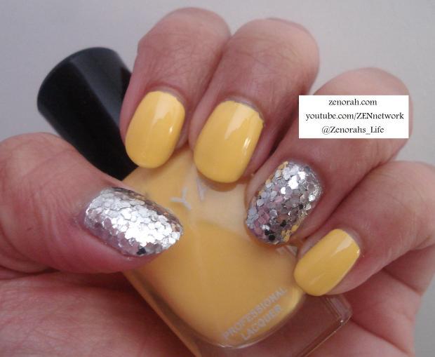 zoya pippa & silver glitter 003