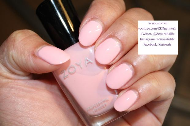 Zoya Dot spring nail polish
