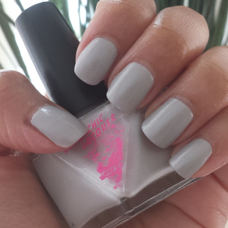 superchic lacquer nothing ventured